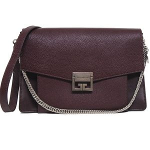 New Givenchy Gv3 Aubergine Medium